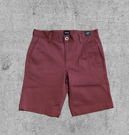 RVCA RVCA WEEKEND SHORT - PLUM