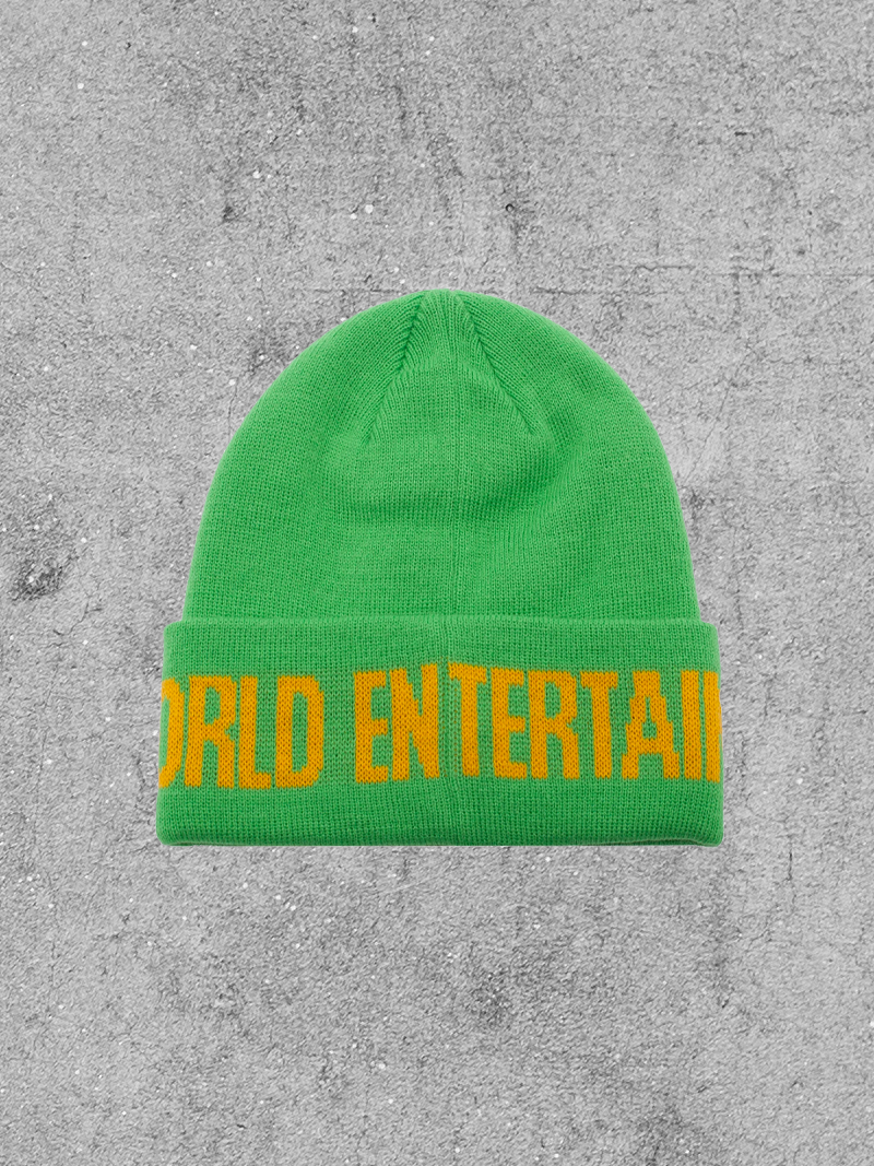 FA ENTERTAINMENT FUCKING AWESOME BABY BEANIE