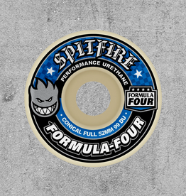 SPITFIRE SPITFIRE WHEELS F4 CONICAL FULL 53MM