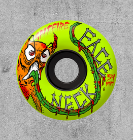 SPITFIRE SPITFIRE WHEELS 80HD NECKFACE NEON 54MM