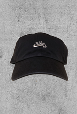NIKE SB NIKE SB HERITAGE ICON CAP - BLACK