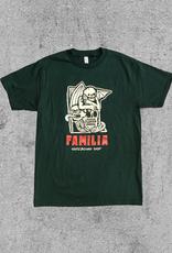 FAMILIA SKATESHOP FAMILIA X CONVERSE GET SOME TEE