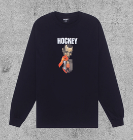 HOCKEY HOCKEY POINT BREAK L/S TEE
