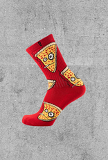 PSOCKADELIC PSOCKADELIC SOCKS - FRIED PIZZA