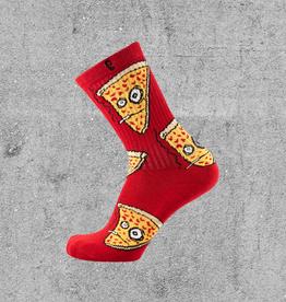 PSOCKADELIC PSOCKADELIC SOCKS - FRIED PIZZA