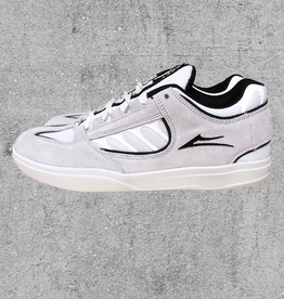 LAKAI FOOTWEAR LAKAI CARROLL - WHITE SUEDE
