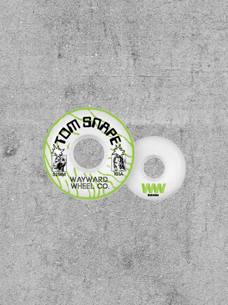 WAYWARD WHEELS WAYWARD WHEELS SNAPE 52MM