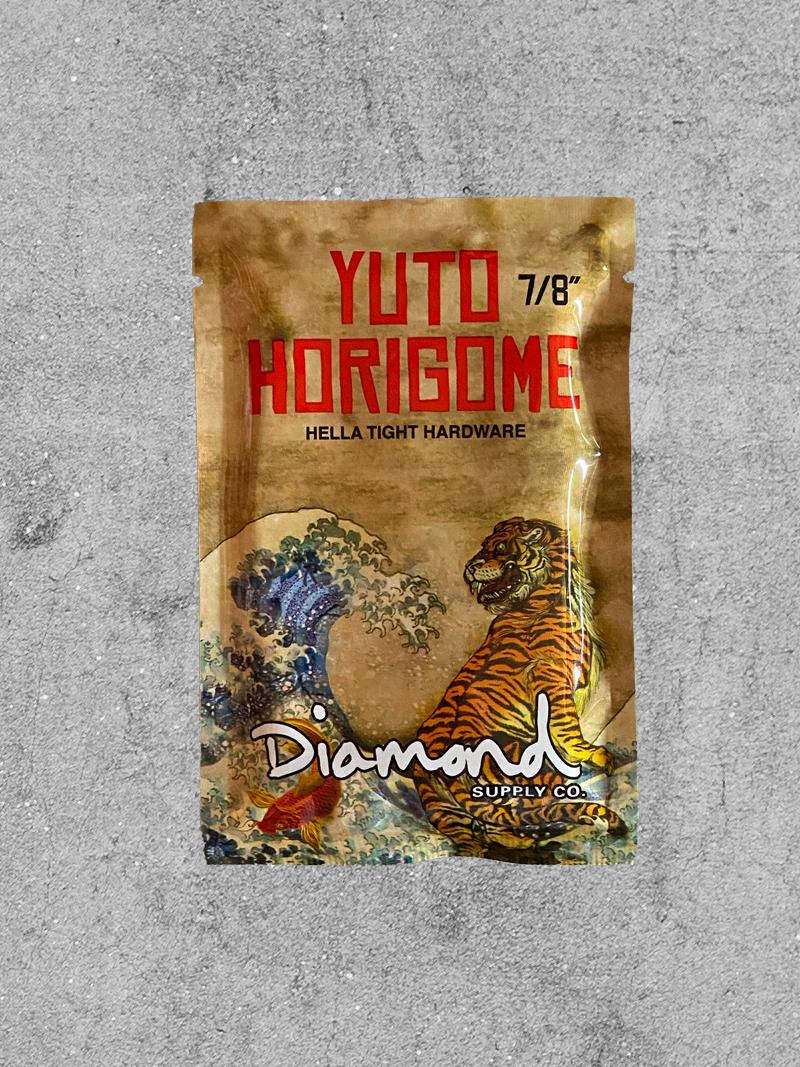 DIAMOND SUPPLY CO DIAMOND HARDWARE - YUTO HORIGOME