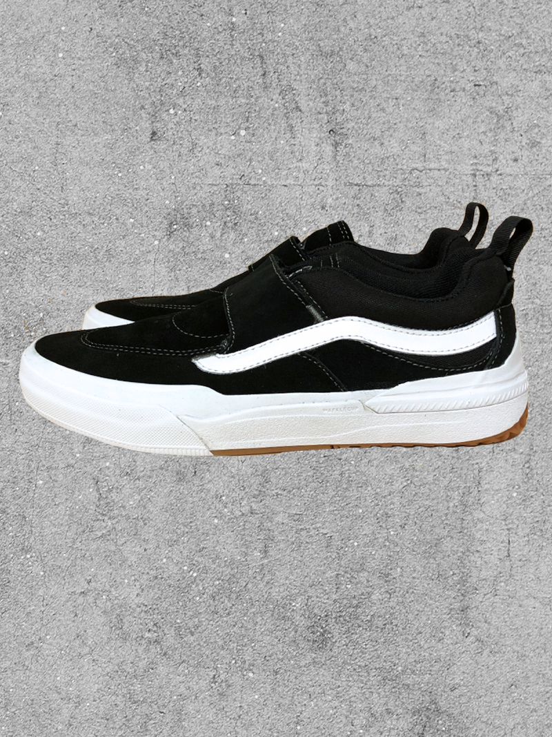 VANS VANS KYLE WALKER PRO 2 - BLACK/WHITE
