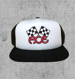 ACE MFG ACE TRUCKS FLAGS TRUCKER HAT