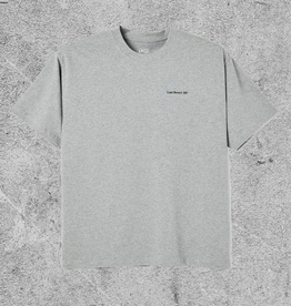 LAST RESORT LAST RESORT WORLD TEE - GREY