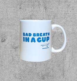 CRAILTAP CRAILTAP BAD BREATH MUG