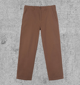 STUSSY STUSSY UNIFORM PANT - BROWN