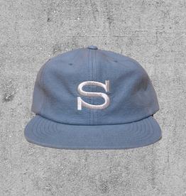 STUSSY STUSSY SPORT LOGO CAP - BLUE