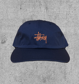 STUSSY STUSSY STOCK LOW PRO CAP - BLUE