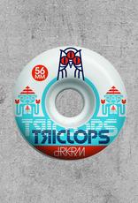 DRKRM DARKROOM WHEELS TRICLOPS SPINNER 56MM