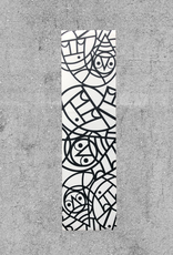 DRKRM DARKROOM WHITE GRIPTAPE
