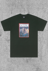 HOCKEY HOCKEY NIK STAIN TEE - FOREST GREEN