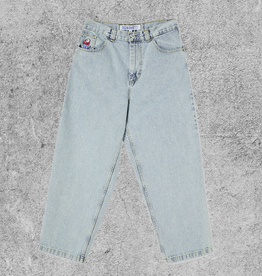 POLAR SKATE CO POLAR BIGBOY JEANS - LIGHT BLUE