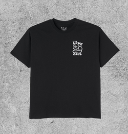 POLAR SKATE CO POLAR BIGBOY TEE - BLACK