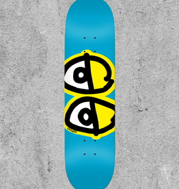 "KROOKED KROOKED TEAM EYES 8.38"" DECK"