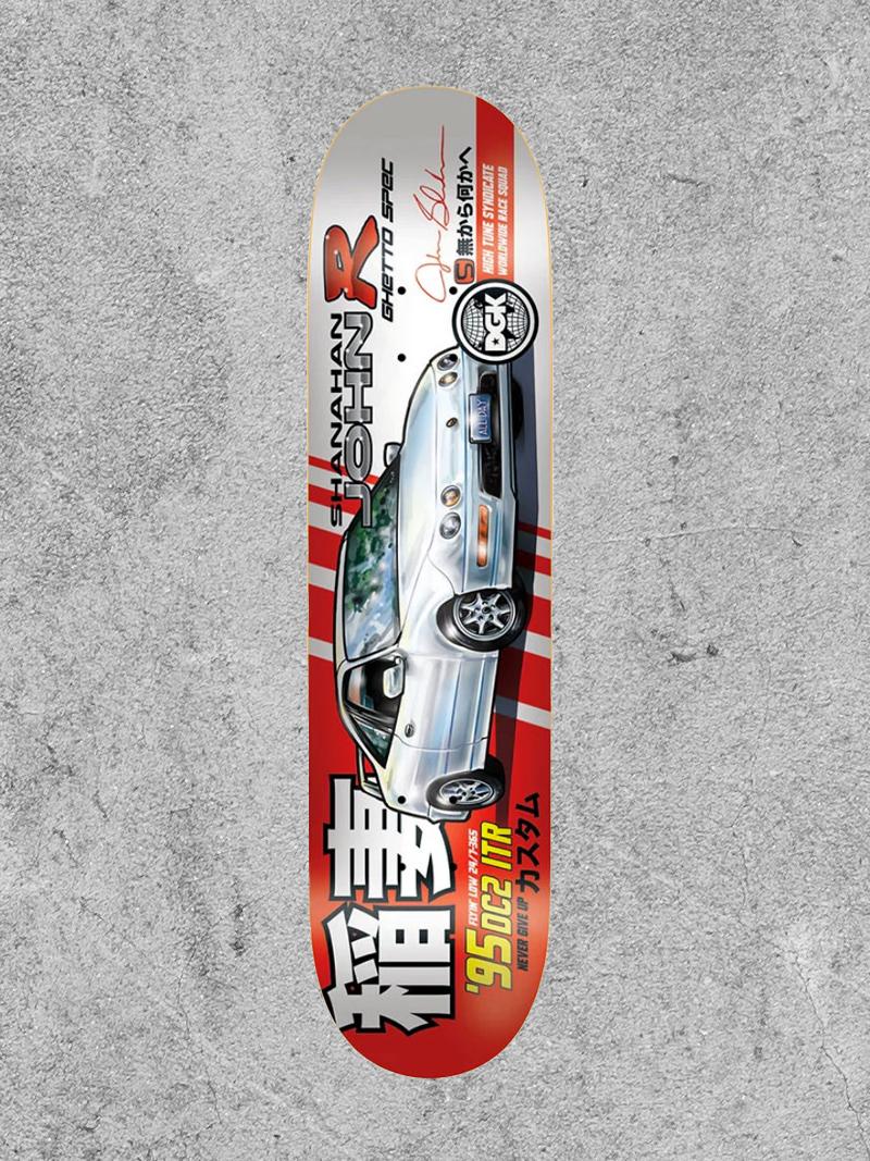 """DGK DGK TUNER SHANAHAN 8.06"""" DECK"""