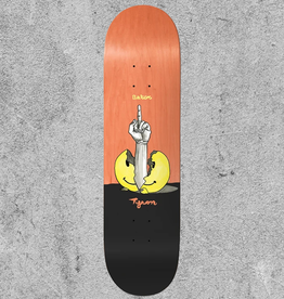 "BAKER BOYS DISTRIBUTION BAKER TYSON BRAINSTORM 8.5"" DECK"