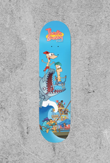 "BAKER BOYS DISTRIBUTION BAKER THEOTIS STEP BROTHERS 8"" DECK"