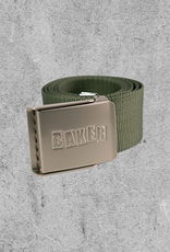 BAKER BOYS DISTRIBUTION BAKER LOGO WEB BELT