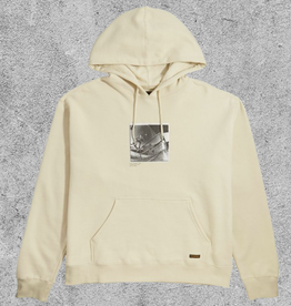 RVCA RVCA X BAKER PHOTO HOODIE - BONE