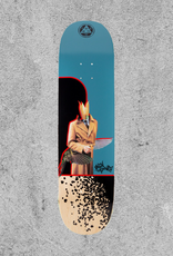 "WELCOME SKATEBOARDS WELCOME TOWNLEY HUMMINGBIRD 8.5"" ENENRA  DECK"
