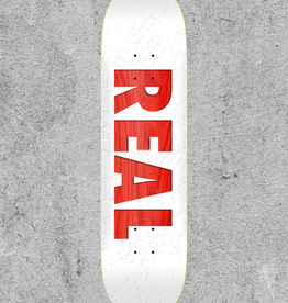 "REAL SKATEBOARDS REAL BOLD TEAM SERIES 8.5"" DECK"