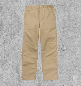 CARHARTT WIP CARHARTT WIP SIMPLE PANT - LEATHER RINSED
