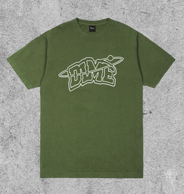 DIME DIME SCIENCE TEE - OLIVE