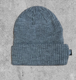 FAMILIA SKATESHOP FAMILIA PREMIUM LABEL BEANIE - HEATHER GREY