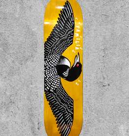 FAMILIA SKATESHOP FAMILIA THE LOON DECK (ASSORTED STAINS)