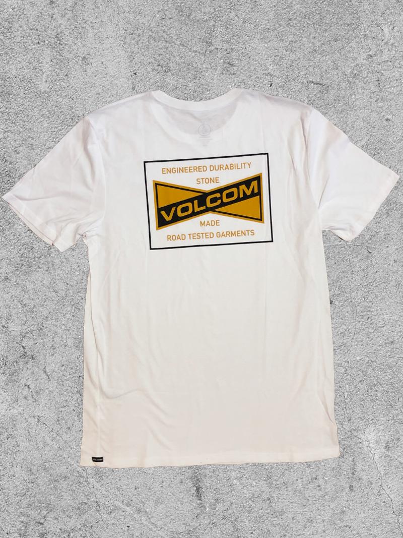 VOLCOM VOLCOM VEE-BOW TEE - WHITE