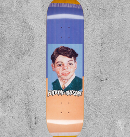 "FA ENTERTAINMENT FUCKING AWESOME GINO FELT 8.1"" DECK"