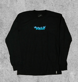 FAMILIA SKATESHOP FAMILIA AB RABBLE L/S - BLACK