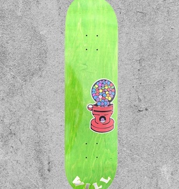 "ALLTIMERS ALLTIMERS WILL GUMBALL STICKER 8.25"" DECK (ASSORTED STAINS)"