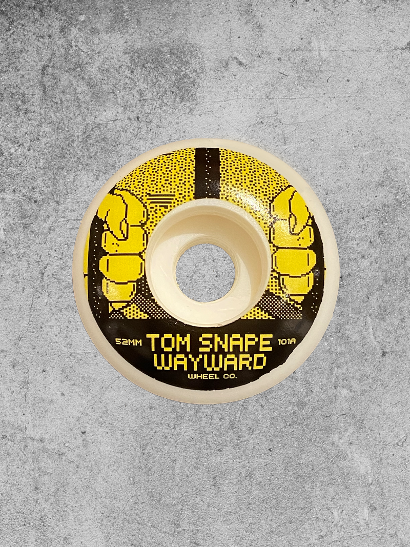 WAYWARD WHEELS WAYWARD WHEELS TOM SNAPE 52MM