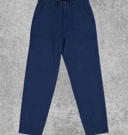 QUASI QUASI FATIGUE PANT - BLUE