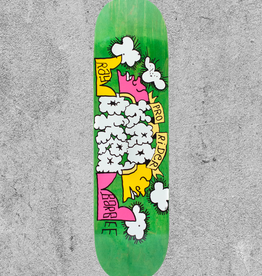 "KROOKED KROOKED BARBEE CLOUDS 8.25"" DECK"