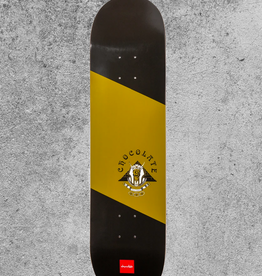 "CHOCOLATE SKATEBOARDS CHOCOLATE SECRET SOCIETY CROB 8"" DECK"