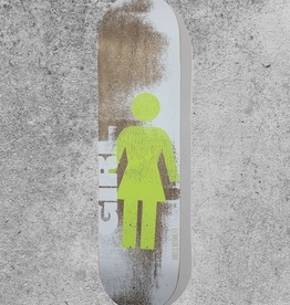 "GIRL SKATEBOARDS GIRL ROLLER OG BENNET 8.12"" DECK"