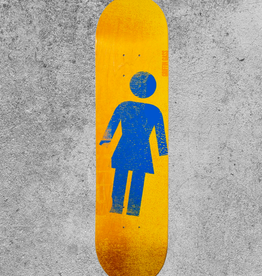 "GIRL SKATEBOARDS GIRL ROLLER OG GASS 7.75"" DECK"