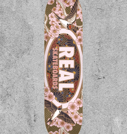 "REAL SKATEBOARDS REAL TEAM WILSON GUEST 8.25"" DECK"