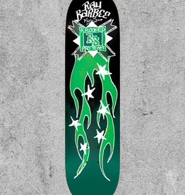 "KROOKED KROOKED BARBEE FLAMES 8.38"" DECK"