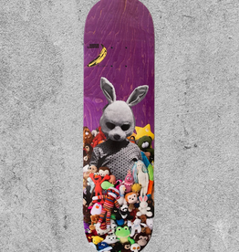 "BUSINESS & COMPANY BUSINESS & COMPANY BUNNY MASHUP 8.0"" DECK"
