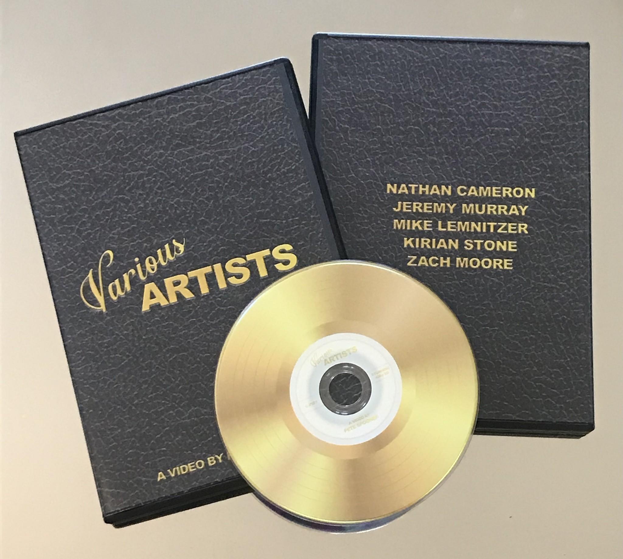 FAMILIA SKATESHOP VARIOUS ARTISTS DVD
